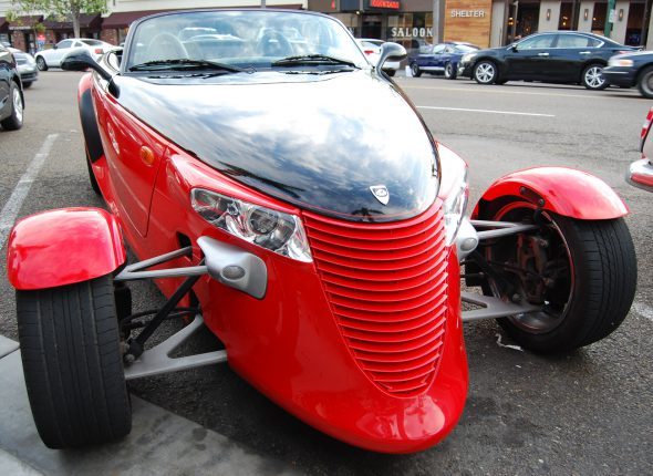 Plymouth Prowler a future classic
