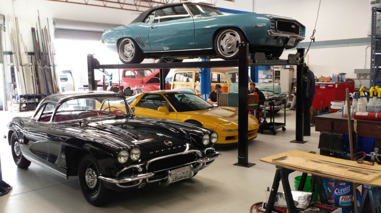 Specialist classic car restoration and maintenance in Cotati, Sonoma County, Ca