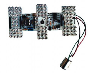 64 Mustang LED sequential indicator light conversion
