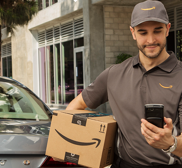 Amazon delivers directly to car trunks for certain car models