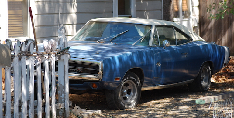 Image of 1970 Dodge Charger R/T in original condition