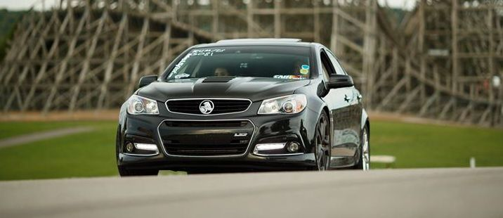 Holden for sale in the USA is really a Chevrolet SS with Holden badging