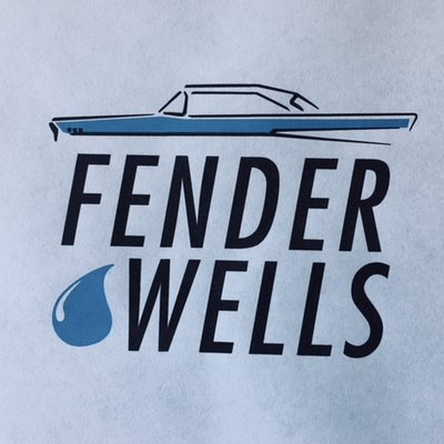 Fender Wells donation of discarded car and motorcycle parts for water treatment