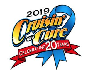 Cruisin for a Cure classic car show in Costa Mesa California