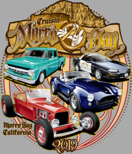Morro Bay classic car show in 2019